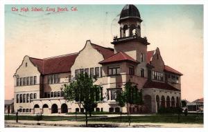 California  Long Beach , the High School