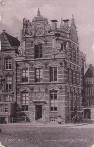 GRONINGEN, Netherlands; Goudkanroor (achter'l stadhuis) PU-1914