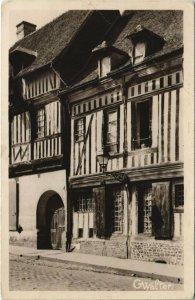 CPA CONCHES-Maison Normande (29148)
