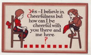 P314 JL postcard 7/30/12 yes i believe cheerfulness ?