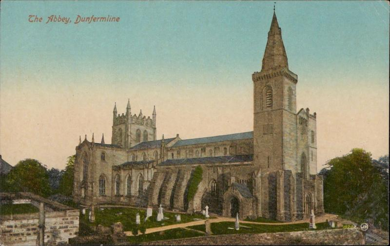 The Abbey Dunfermline UK