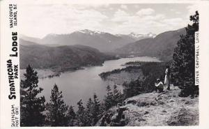RP: Upper Campbell Lake, Strathcona Park Lodge, Vancouver Island, B.C. , Cana...