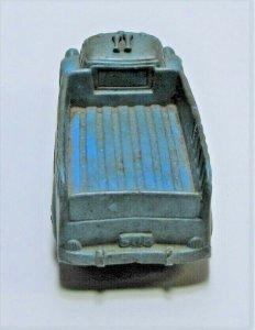 Vintage Auburn Rubber Co. Blue Cargo Toy Truck No. 508