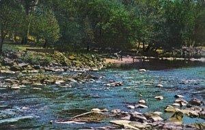 Brandywine Creek Runs From Southeastern Pennsylvania Through Wilmington Delaware