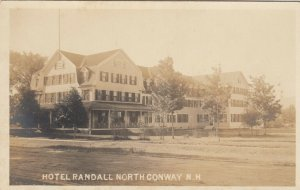 RP; NORTH CONWAY, New Hampshire, 1910s; Hotel Randall