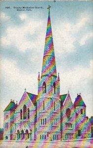 Trinity Methodist Church Denver Colorado 1911