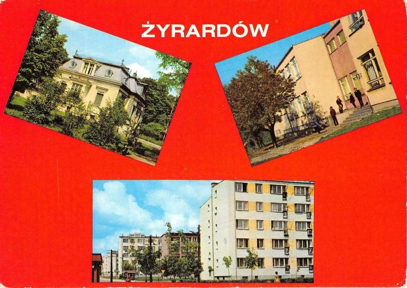 B45726 Zwardon multiviews   poland