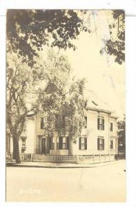 RP: Home of Mary Baker Eddy , Lynn , Massachusetts, PU-1952