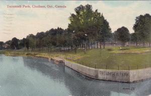 CHATHAM , Ontario , Canada ; 1900-1910s ; Tecumseh Park