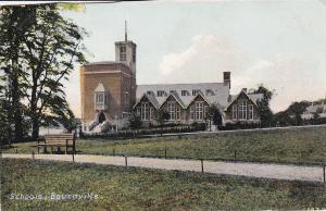 Bournville , Birmingham, Warwichshire , England , PU-1904 ; Schools