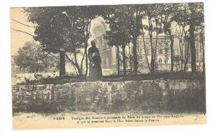 Paris,France , 00-10s ; Vestiges des Remperts presumes de Paris