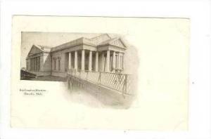 Burlington Station, Omaha. Nebraska,PU-1913