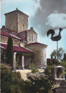 RP: GERMIGNY-des-PRES , France , 30-50s L'Eglise