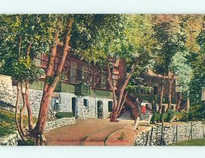 Unused Divided-Back MOUNT LOWE Pasadena - Los Angeles California CA HM5616