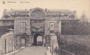 MAUBEUGE, Nord, France, 1900-1910´s; Porte De Mons