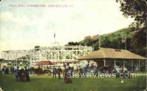 Riverside Park Sioux City IA 1909