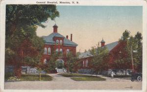 General Hospital , MONCTON , New Brunswick , Canada , 00-10s