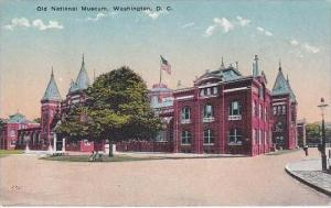 Washington DC Old National Museum