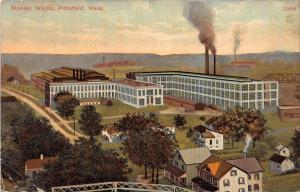 Massachusetts Pittsfield,  Stanley Works, factory,
