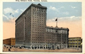 Canada -  ON, Toronto. King Edward Hotel