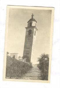 RP, Schiefer Turm In St. Moritz, Switzerland, 1920-1940s