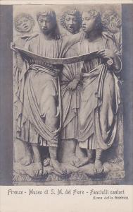 RP, Museo Di S. M. Del Fiore- Fanciulli Cantori, Firenze (Tuscany), Italy, 19...