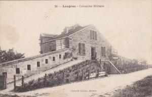 LANGRES (Haute-Marne), France, 1900-1910s; Colombier Militaire