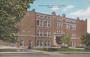 Indiana Marion Martin Boots Junior High School