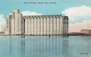 SARNIA , Ontario , 1910s ; Grain Elevator