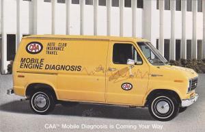 Ontario Motor League Mobile Engine Diagnosis van , OSHAWA , Canada , 1985 #2