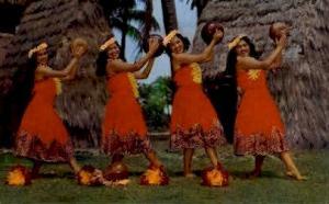 Kent Gihrard's Hula Nani Girls Misc HI Unused