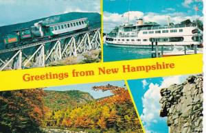 New Hampshire Greetings Multi View