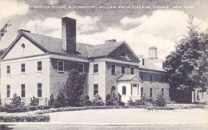 New York Geneva Comstock House William Smith College Artvue