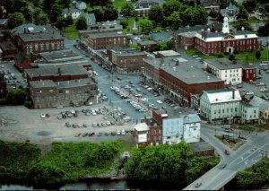 Maine Houlton Market Square