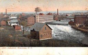 Industrial Watertown, New York