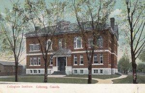 COBOURG, Ontario, Canada, 1900-1910's; Collegiate Institute