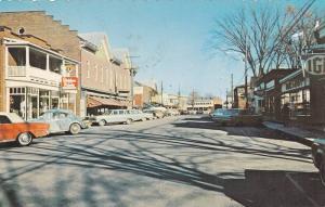 Main Street , BEDFORD , Quebec , Canada , 50-60s