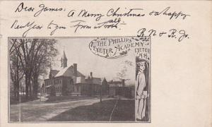 EXETER, New Hampshire, PU-1904; The Phillips Exeter Academy