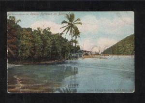 071068 BRASIL Santos fortaleza da bertioga Vintage