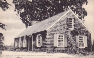 The Old House Camp Hoffman West Kington Rhode Island