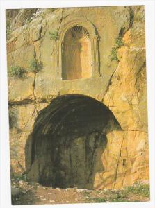 Worship Crypt To The Greek God Pan Carved In The Rock, Golan Heights, BANIAS,...