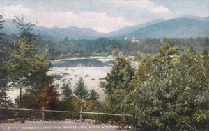 New Hampshire North Woodstock Franconia Range From Artists View