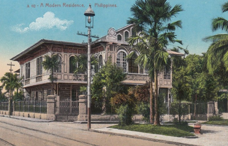 Modern Residence , Philippines , 1900-10s