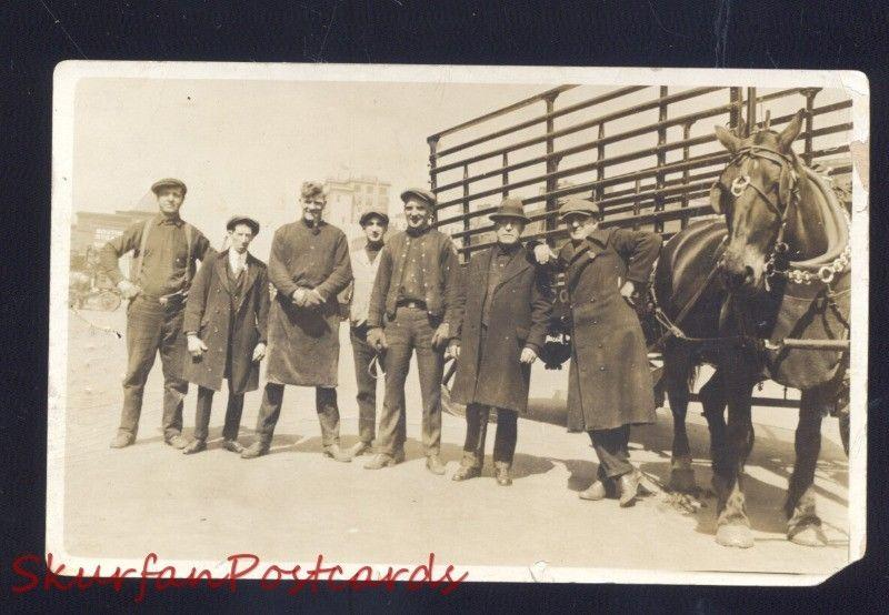 RPPC HABAROUSK RUSSIA RUSSIAN SOLDIERS ARMY 1914 VINTAGE REAL PHOTO POSTCARD