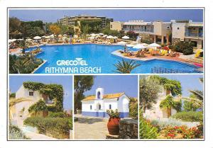 Greece Crete Grecotel Rithymna Beach Rethymno Swimming Pool Chapel