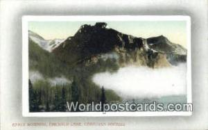 Canadian Rockies Canada, du Canada Emerald Lake  Emerald Lake