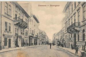 b78543 herrengasse   cernauti ukraine czernowitz romania