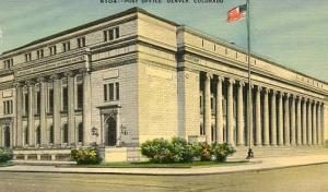 CO - Denver, Post Office