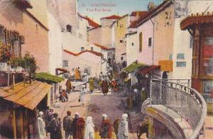 Constantine,Une Rue Arabe,Algeria, 00-10s