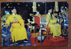 Ming T'ai Tsu & Ming Ch'ang Tsu, Hong Kong - unused
